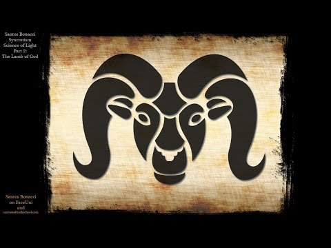 'The Lamb of God' - Syncretism with Santos Bonacci