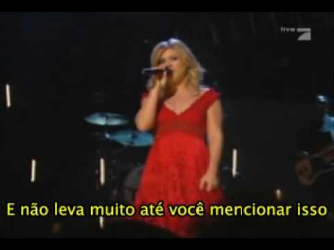 Kelly Ckarkson Because Of You tradução Br