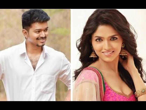 Sunaina roped in for Vijay's film | Vijay 59, Atlee Movie | Hot Tamil Cinema News