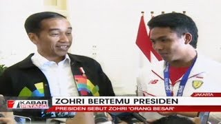 Download Lagu Presiden Jokowi: Zohri 'Orang Besar' Gratis STAFABAND