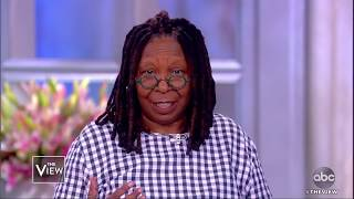 Whoopi Goldberg On The Night She Went To the Hospital | The View