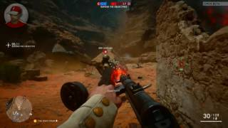 BATTLEFIELD 1 :: My Objective BUTTER! This Game is DOPE! (RUSH OBJ CLIPS)