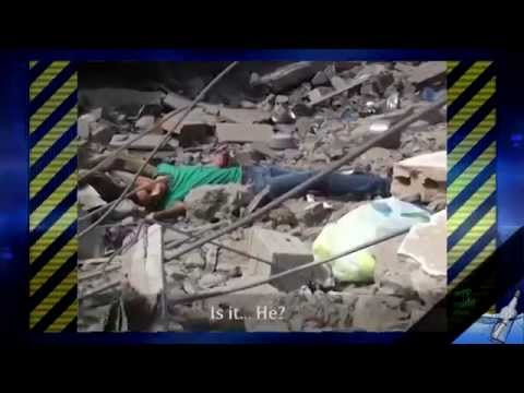 Israeli sniper killing wounded civilian
