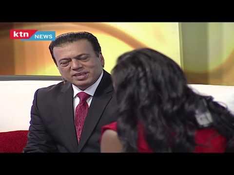 Guest Anchor 14th August 2015 Former KTN News Presenter Fayyaz Qureishi returns