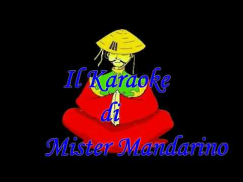 Mino Reitano   -  Daradan  . . . . . . . . . . . . . .(  Karaoke italiano  -  Fair use )
