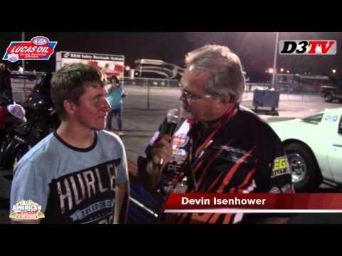 Gateway Motorsports Park Winners Circle Interviews