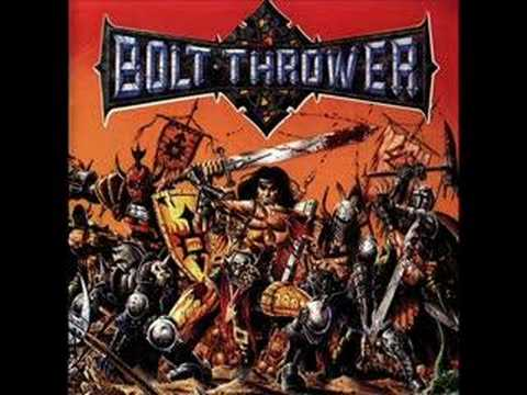 Bolt Thrower - Cenotaph