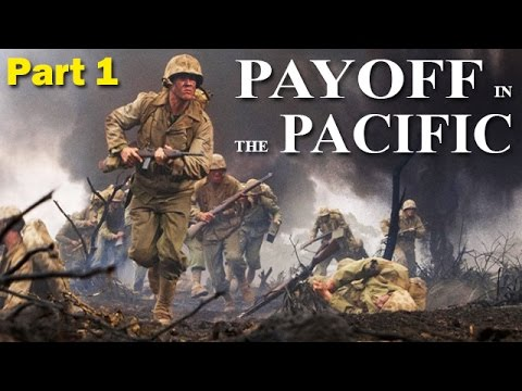 WW2 - Payoff in the Pacific | PART 1 | War with Japan | 1941-1943 | Combat Scenes | WWII Documentary