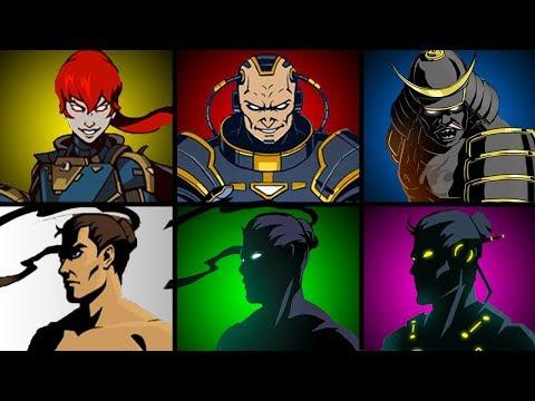 САМОЕ ПОЛНОЕ ПРОХОЖДЕНИЕ игры Shadow Fight 2 Бой с тенью. ШАДОУ ФАЙТ победил ТИТАНА - все серии #КИД