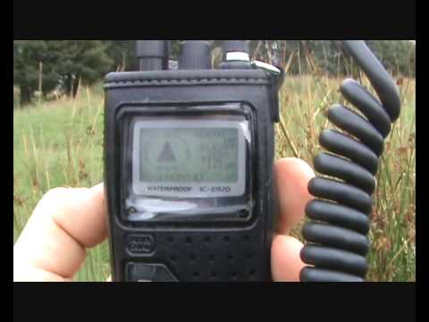 ICOM IC91-92 DSTAR Operation