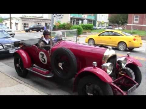 Bentley 1924 Speed Model Automobile