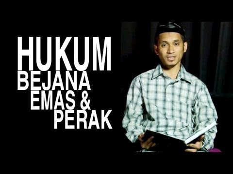 Serial Fikih Islam (03): Hukum Bejana Emas & Perak - Ustadz M. Abduh Tuasikal