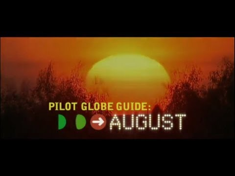 Pilot Globe Guides - August