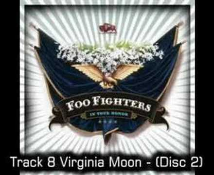 Foo Fighters - Virginia moon