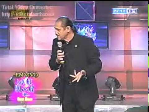 Teo Gonzalez chistes de gangosos