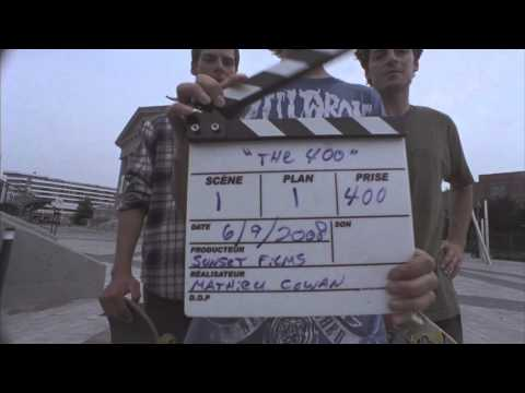 Super 16mm skate video