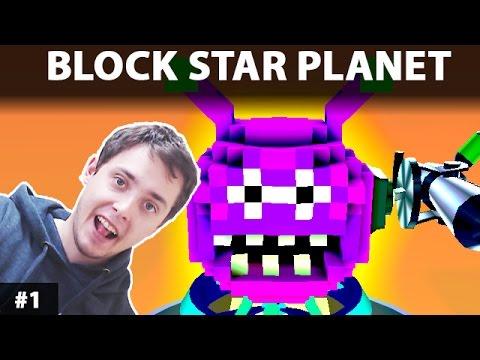 Blochstarplanet