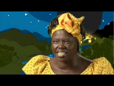 I will be a hummingbird - Wangari Maathai (English)