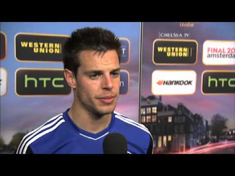 Preview: Lampard and Azpilicueta on the Europa League Final