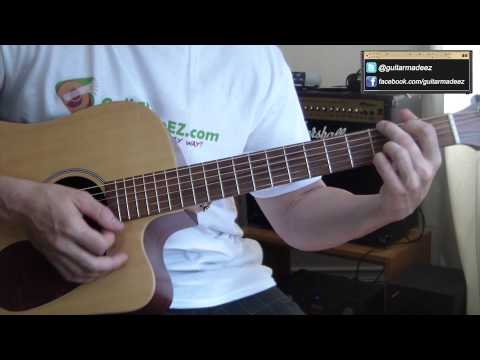 Queen - Crazy Little Thing Called Love - Guitar Tutorial video