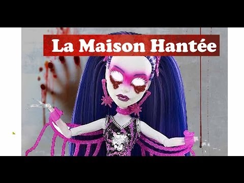 comment cree une chambre draculaura monster high videolike. Black Bedroom Furniture Sets. Home Design Ideas