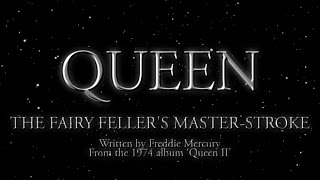 Watch Queen The Fairy Fellers Masterstroke video