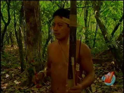 Los Malecu, pescadores de arco y flecha