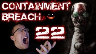 SCP Containment Breach | Part 22 | THE HUNT FOR SCP-096