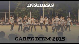 Carpe Diem '15 Host Performance - INSIDERS