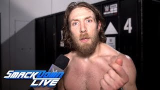 Daniel Bryan says Samoa Joe should be scared of him: SmackDown Exclusive, May 22, 2018