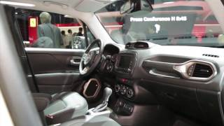 Jeep Renegade Desert Hawk Interior Design Trailer | AutoMotoTV