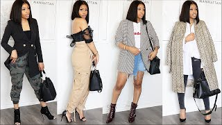 10 FULL AUTUMN OUTFITS 2019! ➟ styling new-in