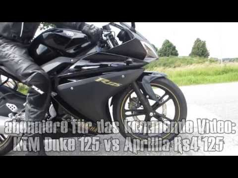 KTM Duke 125 vs Yamaha Yzf R125   Who's the Winner?