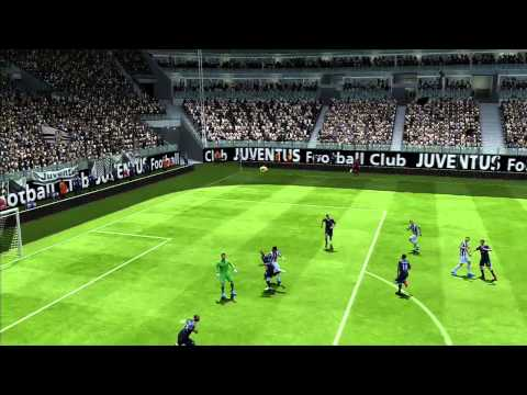 Fifa 13 : juventus tribute and goals HD