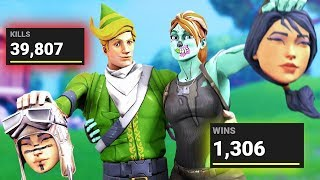 every person we KILL in pop-up cup i expose their stats... (so good)