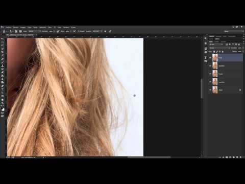 Speed retouch Paola Marin (Leer descripción y ver en HD)