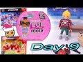 Day 9 ! LOL Surprise - Playmobil - Schleich Animals Christmas Advent Calendar - Cookie Swirl C