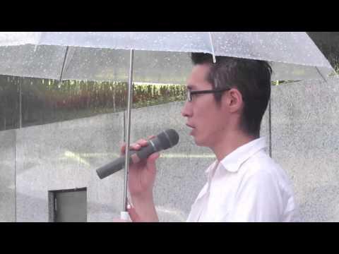【選挙JAM】山本太郎参議院議員が応援に駆けつける@渋谷ハチ公前(2014/7/10)