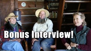 OFF GRID with Doug and Stacy Interview | Missouri Homestead