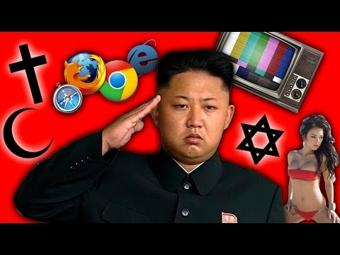 10 Everyday Activities That Are Illegal In North Korea video