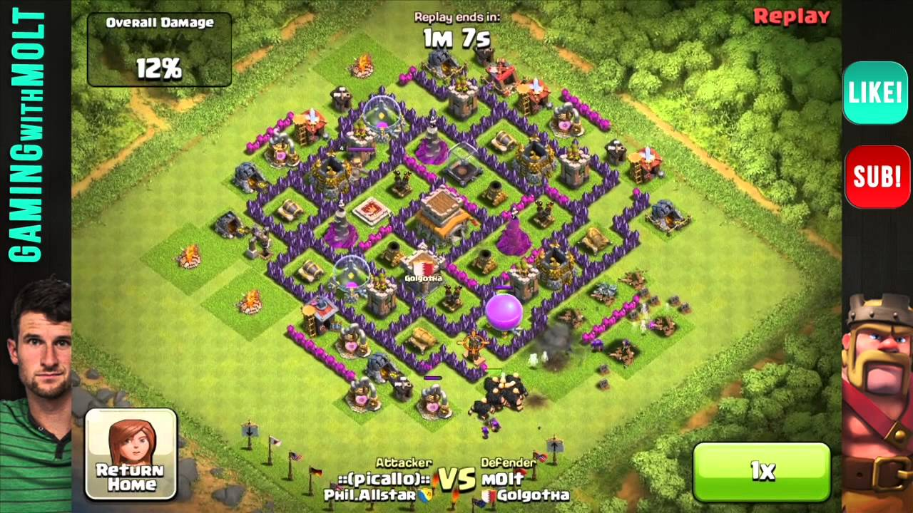 Th8 defensive replays 9 0 flawless defense youtube