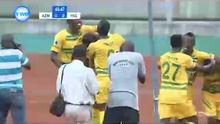 Yaliyojiri Ngao ya Jamii Yanga 3 - 0 AzamFC