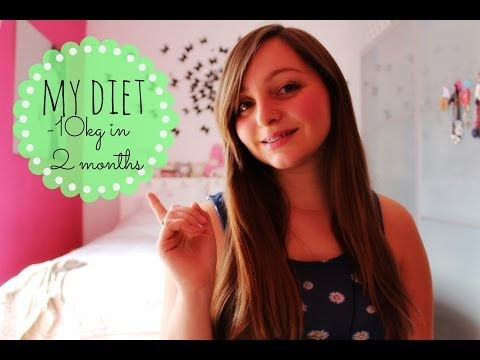La Mia DIETA - Come Ho Perso 10 Kg In 2 Mesi  - My Diet ! How I Lost 10 Kg In 2 Months