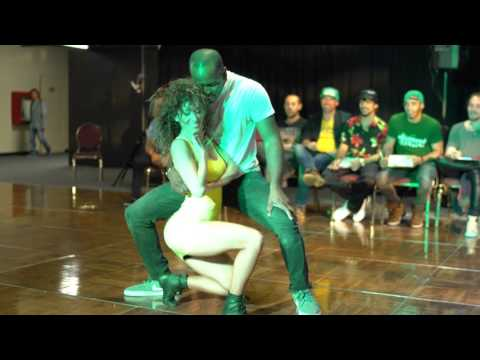 LAZC2016: Shani & Leo in J&J Artists competition ~ video by Zouk Soul