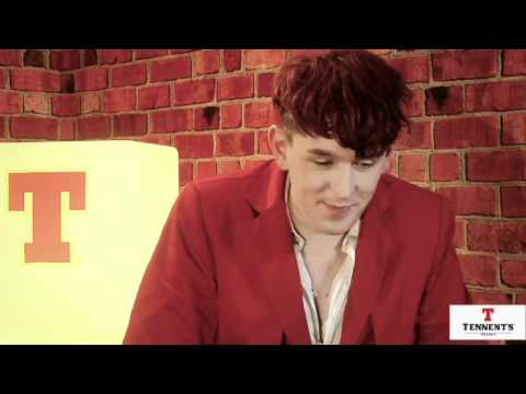 Patrick Wolf behind the scenes interview - Part 1