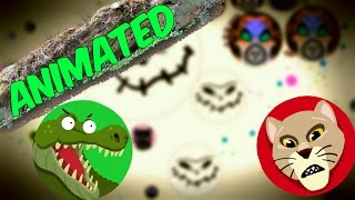 AGARIO COUGAR ANIMATION // (Animated) // Part 2