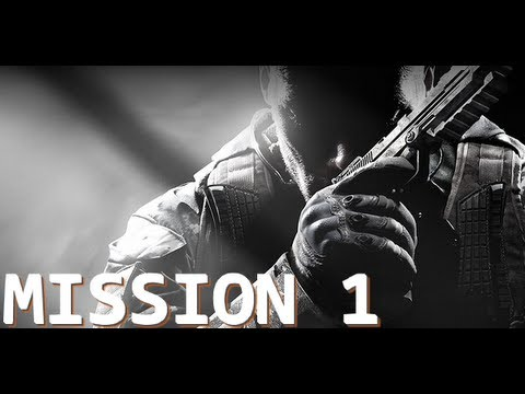 TPS* | Walkthrough - Call of Duty Black Ops 2 | Mission 1: Victoire Pyrrhique (partie 1)