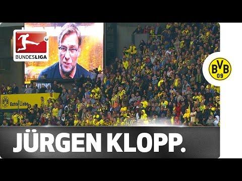 Klopp's Moving Goodbye Speech