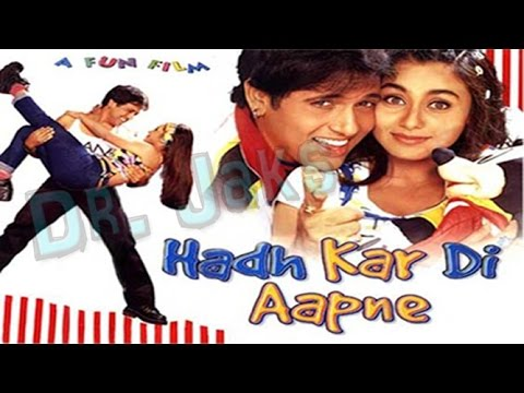 Hadh Kar Di Aapne   Full Lenght Bollywood Hindi Comedy Movie   Govinda, Rani Mukherji (by Dr. Jaks) video