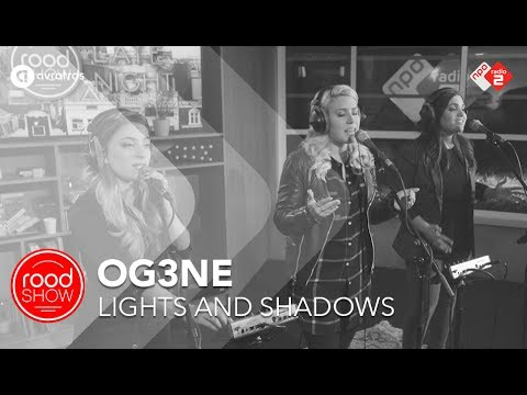 OG3ne - Lights And Shadows live @ Roodshow Late Night